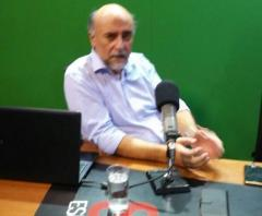 """Pablo Mieres """" El Frente perdió uno de sus capitales fundamentales, la ética en la política en relación a sus adversarios"""""""