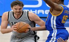 Spurs ganan a Warriors el duelo de mejores equipos de la liga