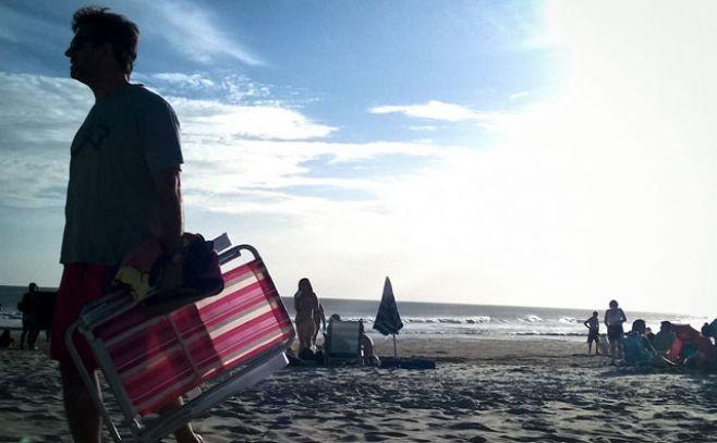 Llegada de turistas a Uruguay alcanzó récord de 1,1 millones