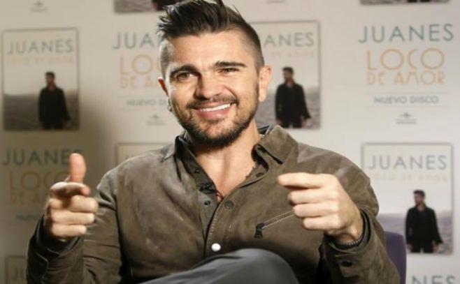 """Juanes: """"Con Trump como que todos los días hay un escándalo"""""""