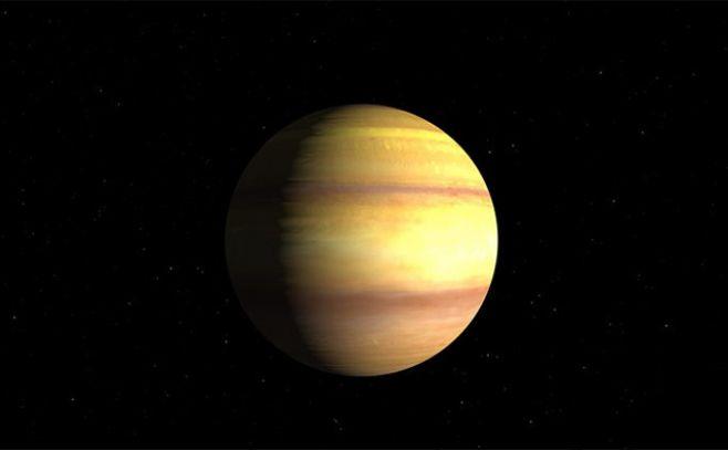 Nuevo y extraño planeta desconcierta a los científicos