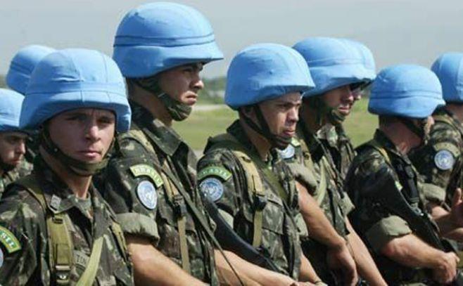 En abril regresan tropas uruguayas de la misión de paz en Haití