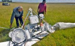Otro globo del proyecto Loon de Google aterrizó en Uruguay