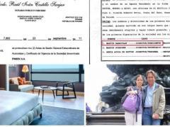 Lavador de dinero está casado con jerarca del Ministerio de Economía