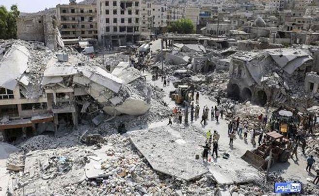 Oposición siria culpa a