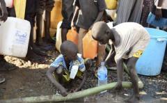 Uno de cada cuatro niños vivirá en zonas con poca agua