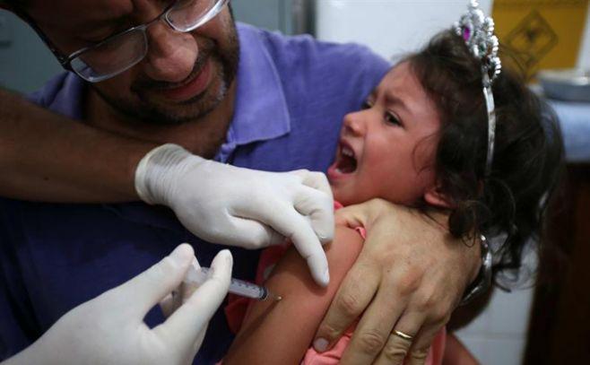 OMS enviará a Brasil 3,5 millones de vacunas contra la fiebre amarilla