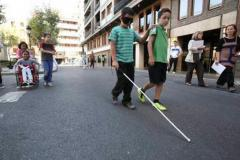 El cerebro de los ciegos mejora sus otros sentidos