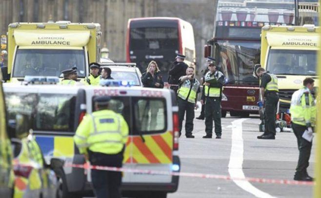 Expreso total rechazo al ataque de hoy en Londres: Santos