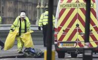 """Así amaneció Londres tras atentado """"al corazón del poder"""""""