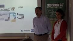 Innovación: Santa Elena Virbac presentó Brucelosan 51