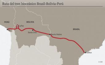 Avanzan las negociaciones por el tren transoceánico