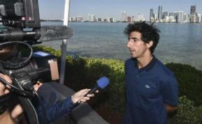 Debut con derrota de Pablo Cuevas en Miami