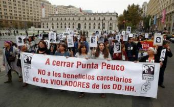 Víctimas de Pinochet piden cierre de cárcel para represores