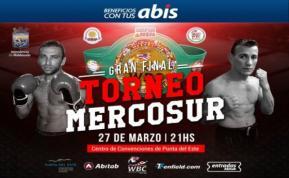 Punta del Este recibe gran velada de boxeo internacional
