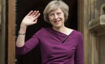 """May: el Reino Unido al completo es """"una fuerza imparable"""""""