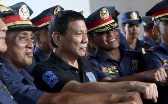 Los filipinos se sienten más seguros por la guerra antidroga de Duterte