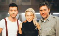 """Shakira y Prince Royce estrenaron video de """"Deja Vu"""""""