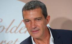"""Antonio Banderas reconoció que tuvo un """"ataque al corazón"""""""