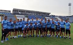 Uruguay con varios cambios para enfrentar a Perú