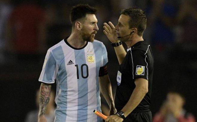 FIFA sanciona a Messi y no juega ante Uruguay