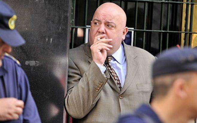 Sanabria ya llegó a Uruguay y es trasladado al juzgado de Maldonado