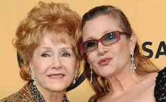 Hija de Carrie Fisher no asistió al homenaje de su madre
