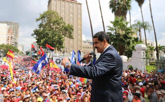 """Por """"desacato"""", Venezuela se quedó sin Poder Legislativo"""