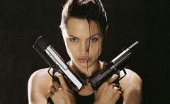 ¿Qué pruebas tuvo que pasar Jolie para ser Lara Croft?
