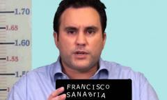 Francisco Sanabria declara, quedará detenido y será procesado con prisión