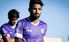 """Mathias Cardacio: """"Me jode que quieran disminuir algunas jugadas muy claras"""""""
