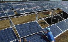 Crean paneles solares que funcionan con lluvia o niebla