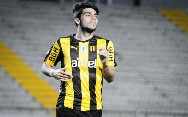 Peñarol cuenta con Gastón Rodríguez