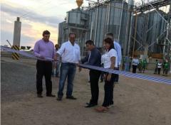 ADP inauguró planta de semillas que procesará 14 mil toneladas al año