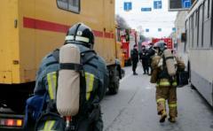 Otra explosión en un edificio de San Petersburgo