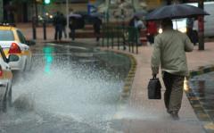 15 departamentos con alerta por lluvias copiosas