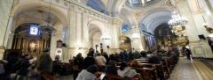 Católicos comienzan su semana más importante