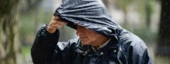 Advertencia de Inumet prevé lluvias copiosas y tormentas intensas en 11 departamentos del país