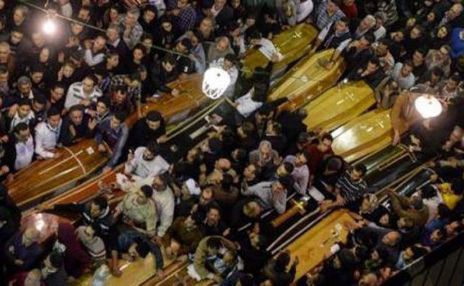 Egipto establece el estado de emergencia por tres meses