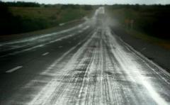 Dos tramos de la ruta 30 permanecen cortados