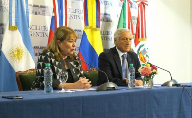 """Paraguay: reunión Mercosur - Alianza del Pacífico fue """"magnífica"""""""