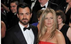 Jennifer Aniston 'odia' la barba de su marido Justin Theroux