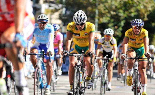 "Vuelta Ciclista: ""Lucero encendido"""