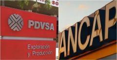 EXOR, ANCAP  y PDVSA
