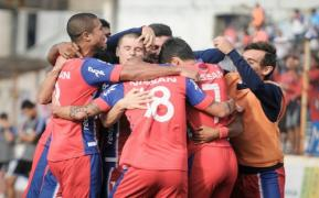 Nacional le gana a Cerro 3 a 1 de visitante
