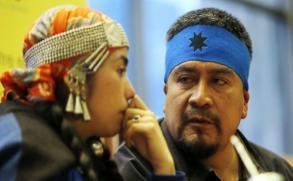Banco mapuche: llegar donde otros no llegan