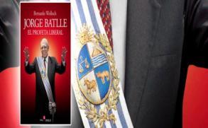 Bernardo Wolloch presentó su libro sobre Jorge Batlle