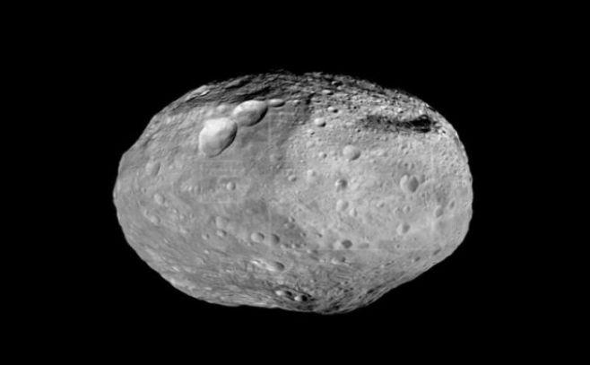 Los siete asteroides con nombres vinculados a Uruguay