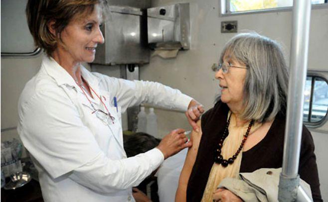 MSP comenzó campaña de vacunación contra la gripe