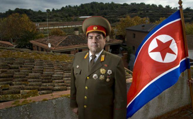 Alejandro Cao de Benós, el soldado español de Corea del Norte